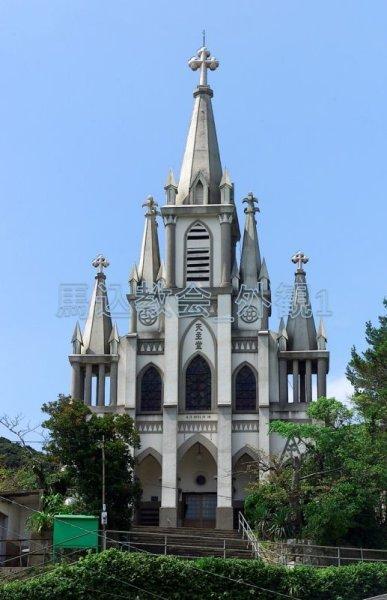 画像1: 馬込教会_外観1 (1)
