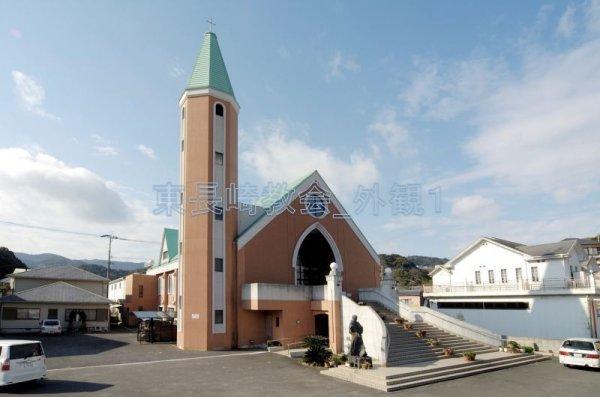 画像1: 東長崎教会_外観1 (1)